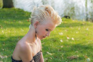 ice blond